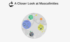 A Closer Look at Masculinities