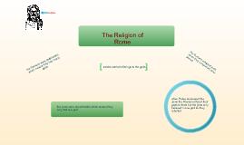 Rome's Religion