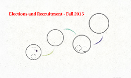 Elections and Recruitment - Fall 2015