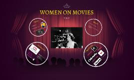 Women on movies