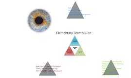 Elementary Team Vision