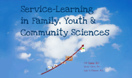 Service-Learning in Family, Youth & Community Sciences