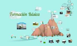 Copy of Formación Básica 2015