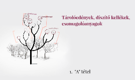 Copy of Tárolóedények, díszítő kellékek, csomagolóanyagok