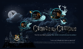 Canvas My Campus Contest - Hogwarts & Harry Potter