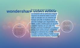 Copy of wondershare video editor