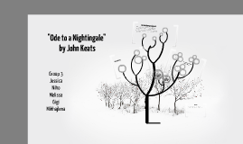 "Copy of ""Ode to a Nightingale"" by John Keats"