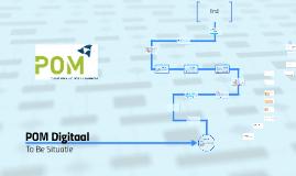 POM Digitaal - ToBe