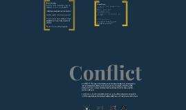 Conflict - 6th Grade