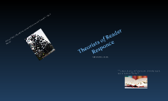 Reader Responce: Theorists
