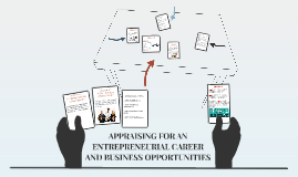 APPRAISING FOR AN ENTREPRENEURIAL CAREER AND BUSINESS OPPORT