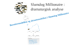 Copy of Slumdog Millionaire : dramaturgisk analyse