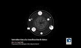 Introducción a la visualización de datos