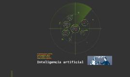 Copy of Copy of Inteligencia artificial