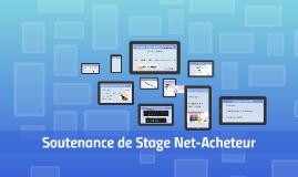 Soutenance de Stage Net-Acheteur