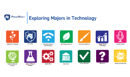 Copy of Exploring Majors in Technology