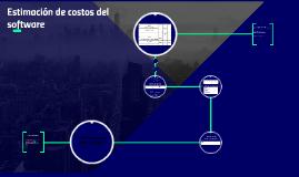 Copy of Estimación de costos del software