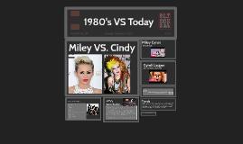 1980's VS Today