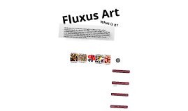 Fluxus Art