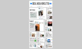 Copy of SOCIAL MEDIA NEWSLETTER - JULY 2016