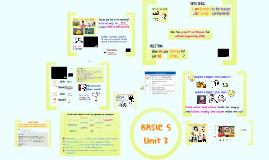 BASIC 5 UNIT 2