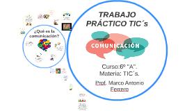 TRABAJO PRÁCTICO TICS