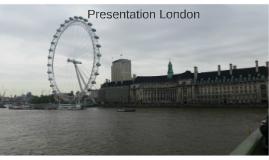 Presentation Londen