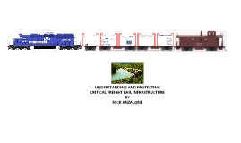 National Challenge Freight Rail