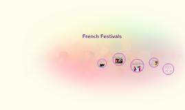 French Festivals