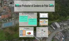 Bosque Protector el Sendero de Palo Santo