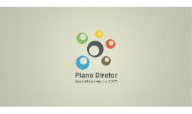 Plano Diretor 2015