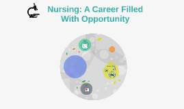 Copy of Nursing: A Career Filled With Opportunity