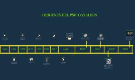 ORIGENES DEL PSICOANALISIS