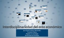 Presentación Ente Económico Medellín
