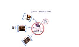 Copy of Fin de Semana Logroño