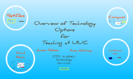 Overview of Technology Options for Teaching at UIUC