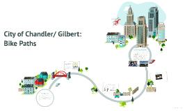 City of Chandler/ Gilbert: Bike Paths