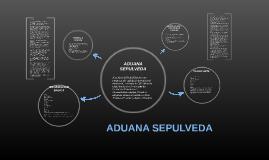 ADUANA SEPULVEDA