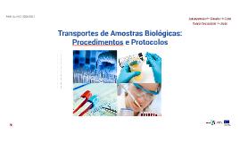 Transportes de Amostra de Biológicas: Procedimentos e Protoc