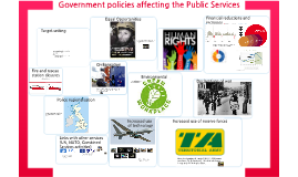 Copy of Government policies affecting the Public Services