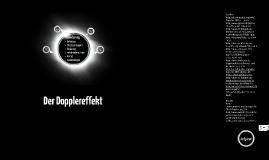 Der Dopplereffekt