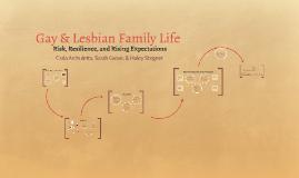Gay & Lesbian Family Life