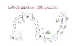 Copy of Los canales de distribución