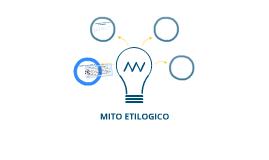 mito etiologico
