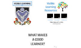 How to Support Your Child in S1 - Visible Learning