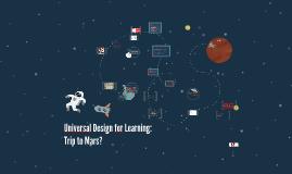 Copy of UDL onderwijs