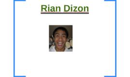 Rian Dizon