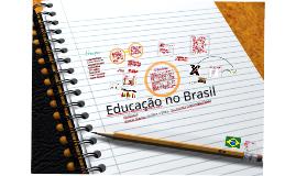 Apresentação - Educação no Brasil