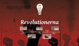 Amerikanska och franska revolutionen åk 7 - orginal Rolf Fält