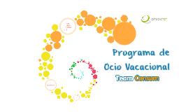 Programa de Ocio Vacacional